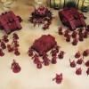 Chaos Space Marine Berzerker Army
