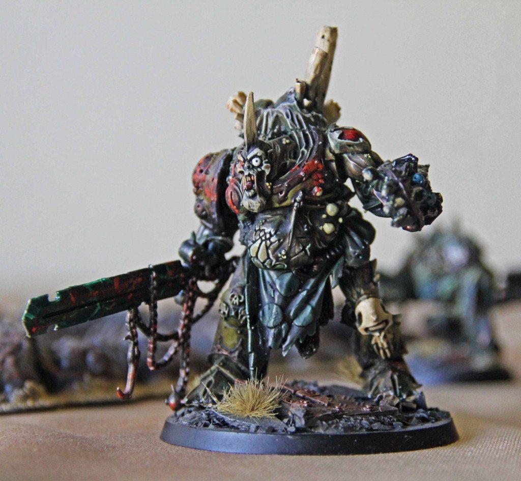 General Warhammer 40k Space Marines: Frontline Gaming
