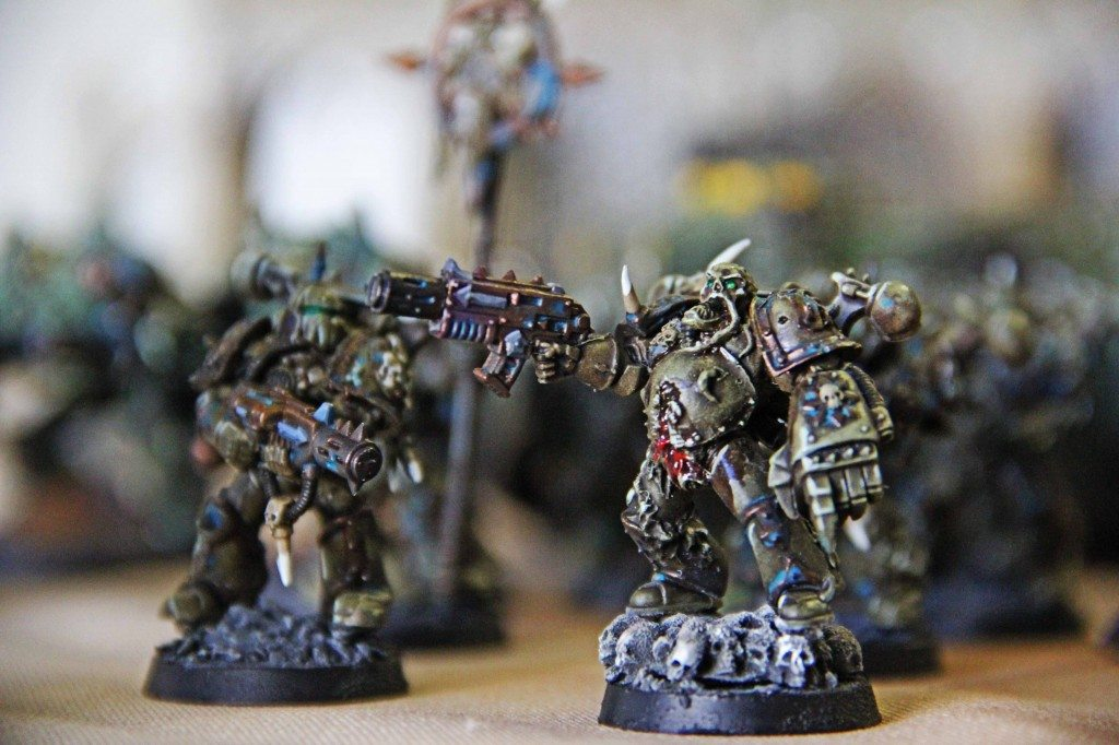 plague marines frontline gaming. Black Bedroom Furniture Sets. Home Design Ideas