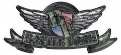 battlefoam logo