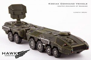 Kodiak Command Vehicle