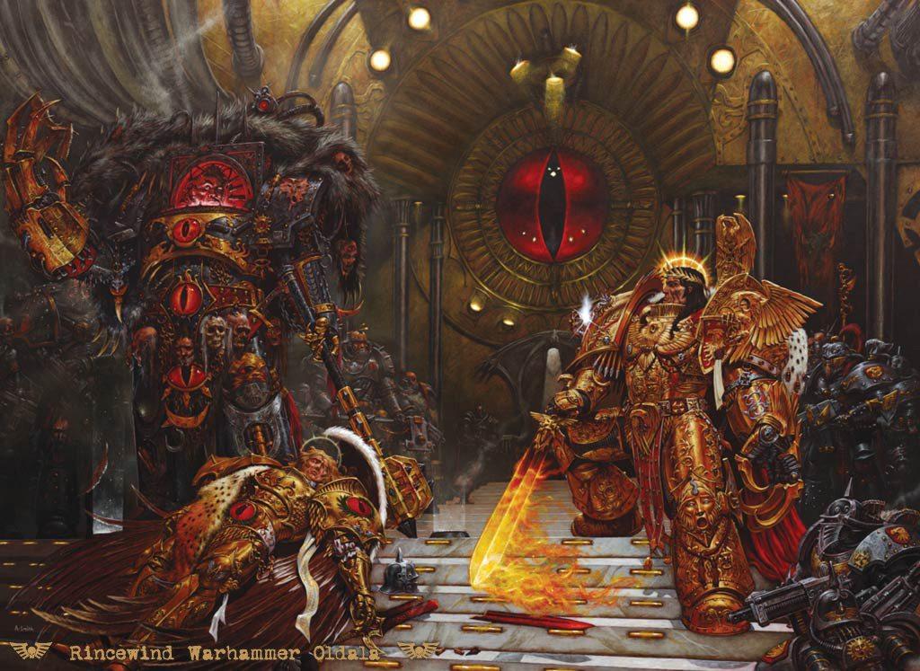 Get Horus Heresy Board Game Gif