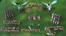 Fantasy: Empire Army
