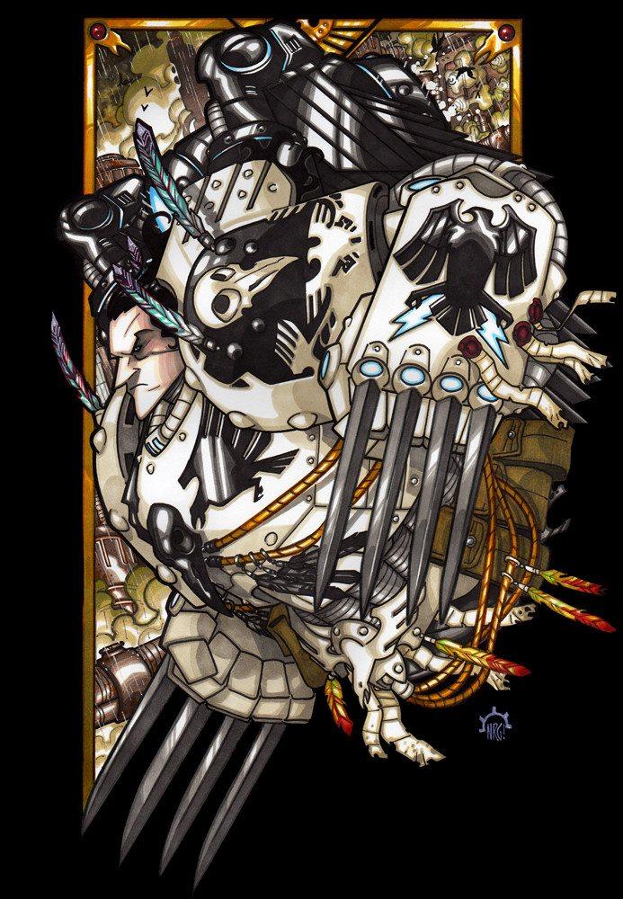 Imperium Ascendant (Heresy-less 40k) | Page 51