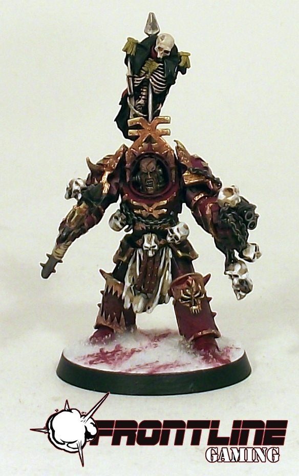 World Eaters  Khorne Chaos Space Marines