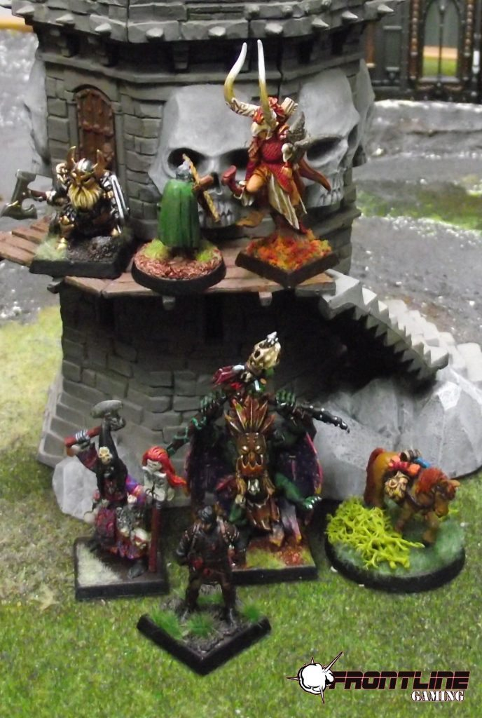 A Pathfinder Campaign   Frontline Gaming
