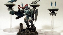 Tau Commander Farsight and Shadowsun