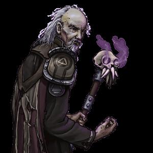 Bones: Human Necromancer: NPC