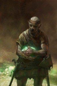 Craxis: Deep Gnome Rogue: Alex' Character
