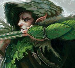 Frugeon Taletrader: Elf Ranger: Frankie's Character