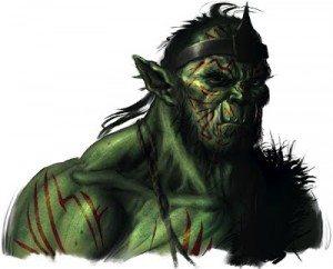 Orgug the Brutal: Orc Barbarian: NPC