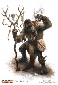 Durbag Slug Wrangler: Half-Orc Witch: Pascal's Character