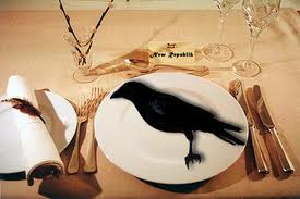 Crow, it's what's for dinner!