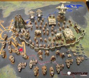 desert space marines
