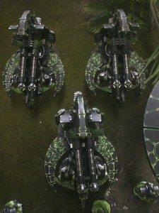 necron annihilation barges