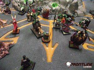 Craxis is cut down by a rampaging Oc Berserker!