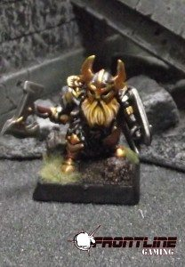 Dimak Hammerfist: Dwarf Fighter: Tower Shield Specialist Archetype: Youngblood's Character