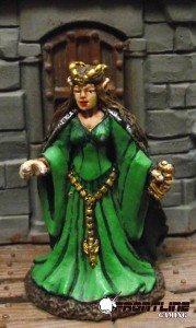 Shayleesta: Half-Elf Cleric of Imodae: NPC