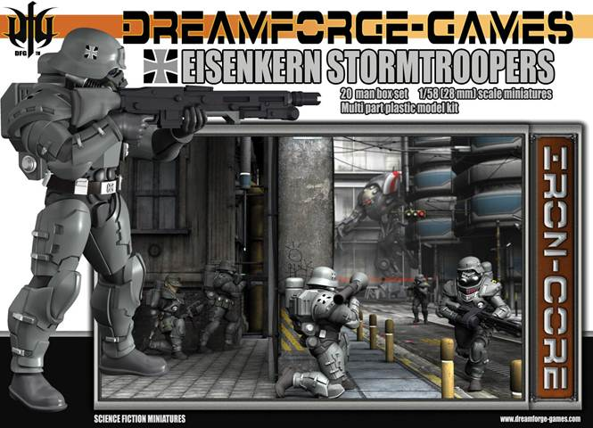 Eisenkern Stormtroopers