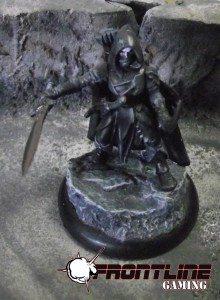 Mollarn, 11th Level Elf Rogue, NPC