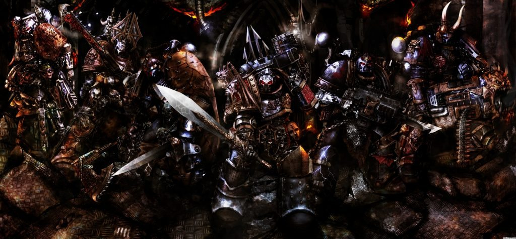 Let S Talk Units Chaos Space Marines Frontline Gaming