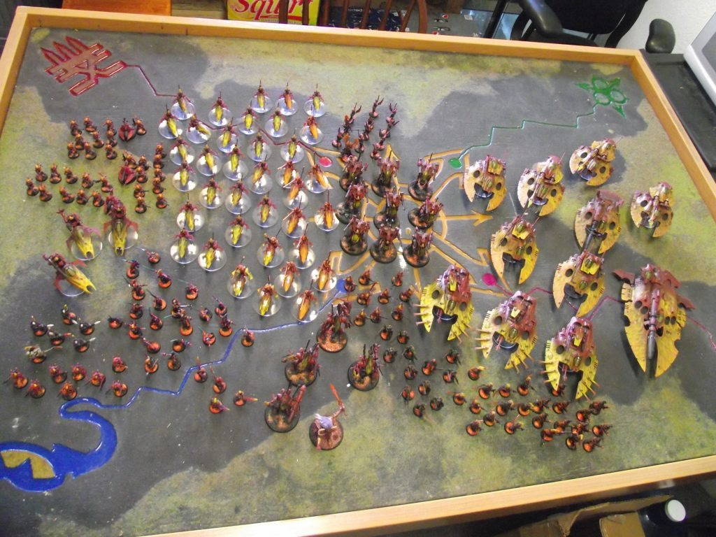 Our largest commission yet massive eldar army frontline gaming massive eldar army publicscrutiny Image collections