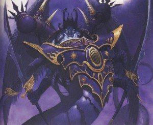 Fulgrim daemon primarch