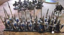 Lord of the Rings Worg Riders, Elves and Fantasy Elves