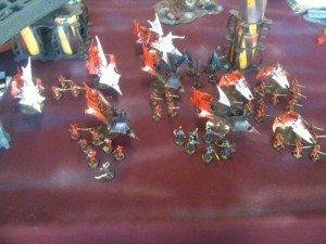 dark eldar army