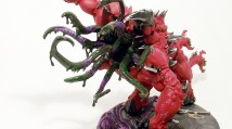 Warhammer 40K Maulerfiend, Soulgrinder and Cultists