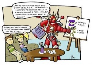 word bearers cartoon