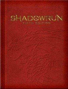 shadowrun 5th ed