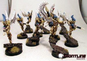 eldar swooping hawks 3