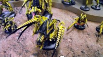 Yellow Jacket Tyranid Commission Completed!