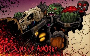da sons of anorky