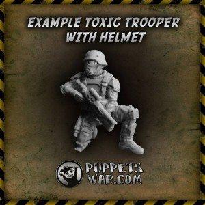 puppetswar toxic trooper