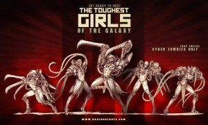 toughest girls in the galaxy