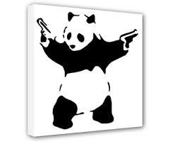 be calm panda