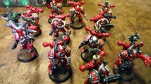 Word Bearers Chaos Space Marines