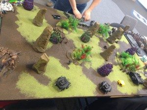Game 3 and 5 table