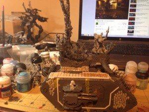 chaos land raider 2