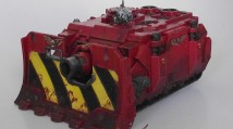 Blood Angels Tanks