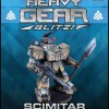 heavy gear scimitar