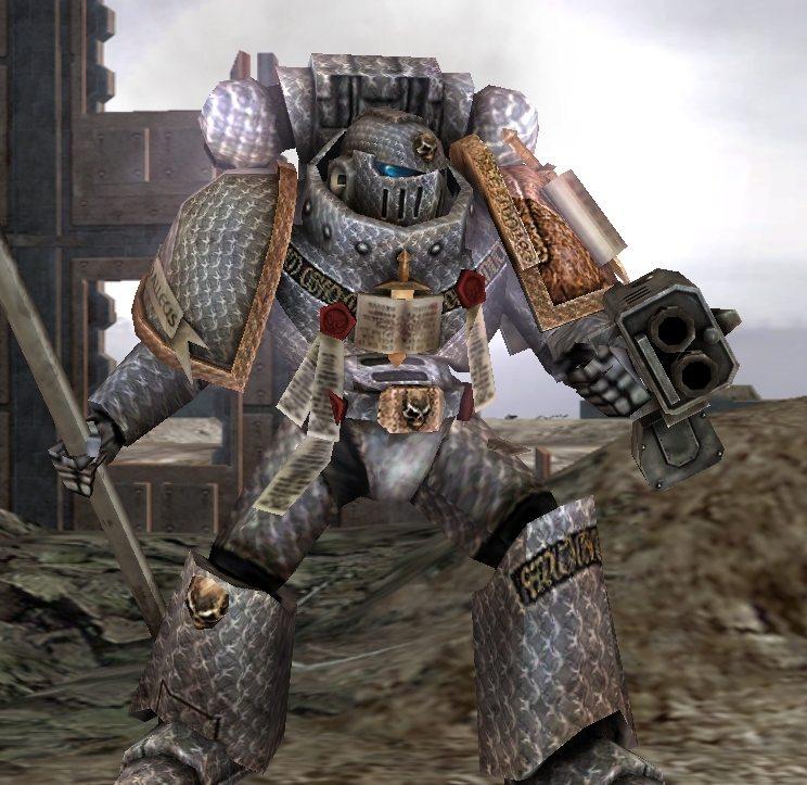 Warhammer 40k Grey Knights Paladin Squad NIB