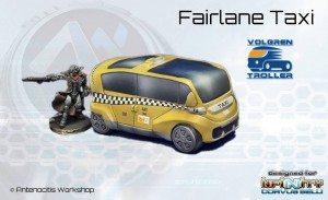 fairlane taxi
