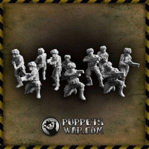 puppets war