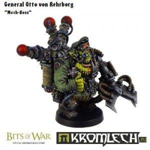 General Otto von Rehrborg