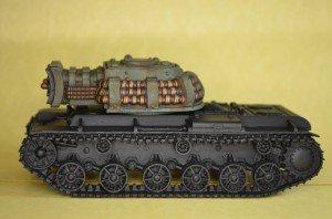 clockwork goblin tank
