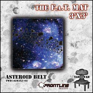 Asteroid 3x3' F.A.T. Mat