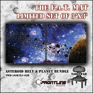 3x3 Asteroid Bundle